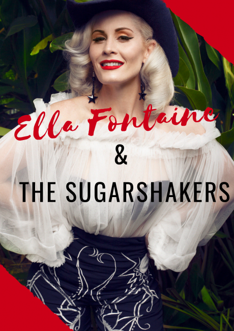 Ella Fontaine & The Sugar Shakers